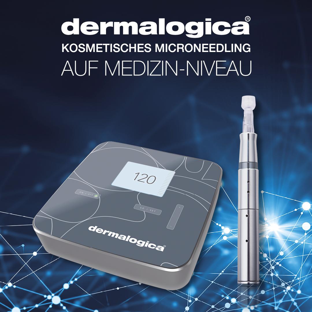 NEU: Microneedling von Dermalogica